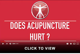Acupuncture Does It Hurt